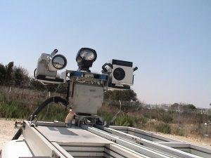 UV + IR mounted on Rover - IEC